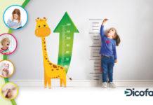 DicoUp La nutrizione ha un ruolo essenziale nella crescita del bambino